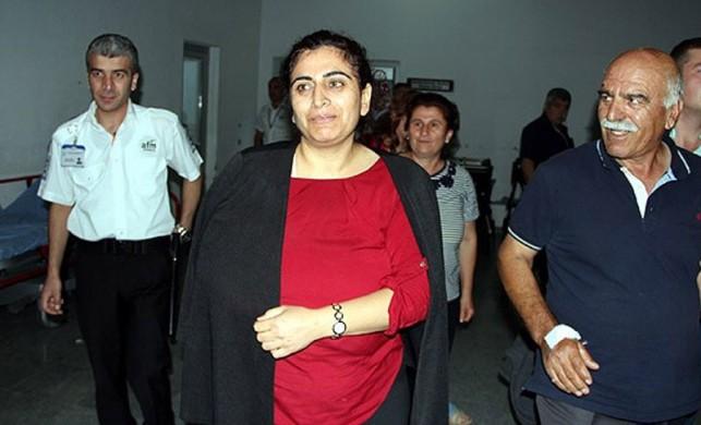 Eski HDP'li vekil kaza geçirdi