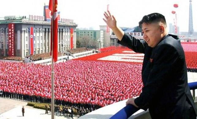 Kuzey Kore'den dünyaya 'nükleer' rest