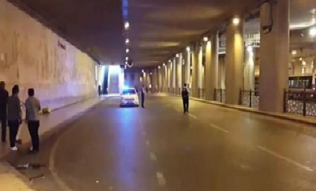 Taksim'de büyük panik!