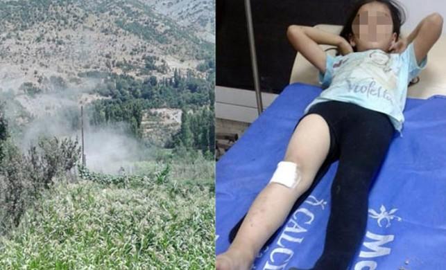 PKK'nın mermisi HDP'li vekilin akrabasını yaraladı