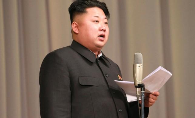 Kim Jong-un orduya emir verdi!