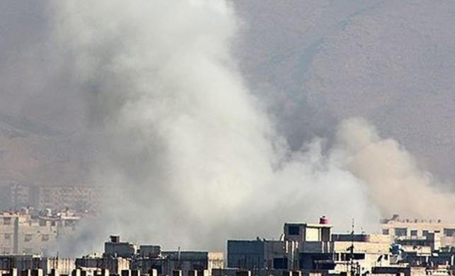 Esad yine sivilleri hedef aldı