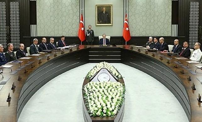 Kritik toplantı sona erdi!