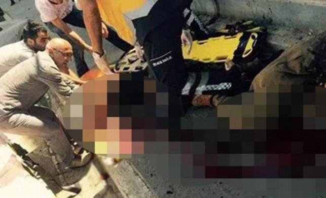 Teröristlerin cenazesini HDP'li vekili aldı