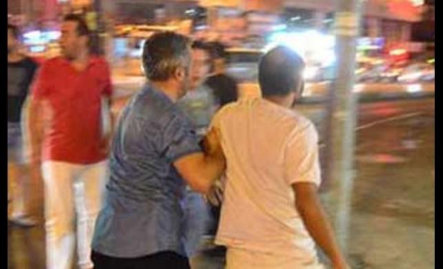 'Ben de MHP'ciyim beni neden dövdünüz?'