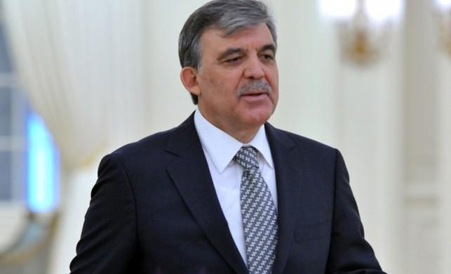 Abdullah Gül'den saldırı ile ilgili açıklama