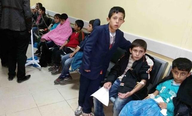 Diyarbakır'da 332 öğrenci zehirlendi