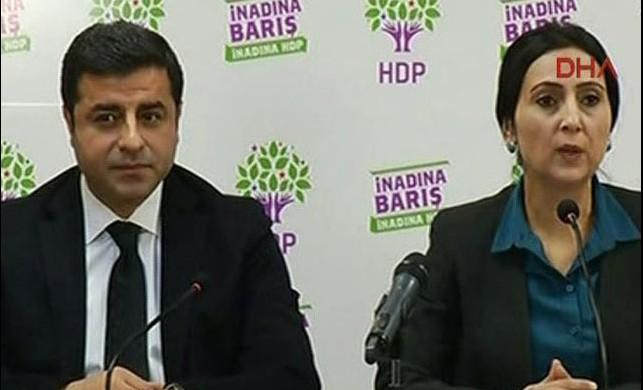HDP'den '1 Kasım seçimleri' açıklaması
