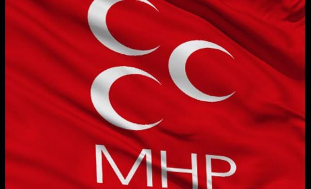 MHP'den ilk açıklama geldi