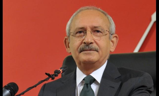 Kılıçdaroğlu'nun ilk rakibi!