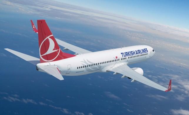 Türk uçağı acil iniş yaptı! Bomba ihbarı
