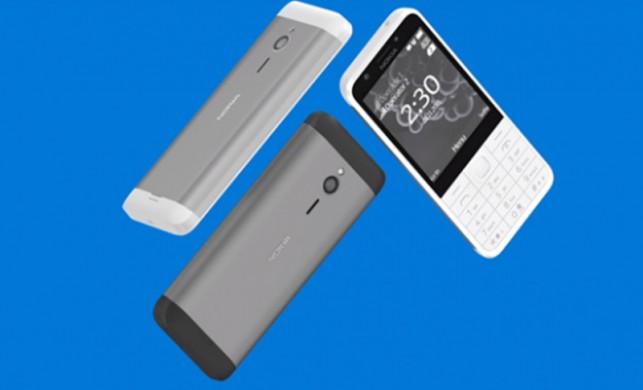 Microsoft Nokia'dan giriş seviyesine iki yeni telefon