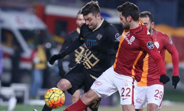 Osmanlıspor:3 Galatasaray:2 |MAÇ ÖZETİ