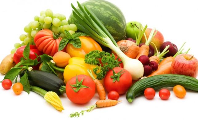 Kilo verdirten meyve ve sebzeler!