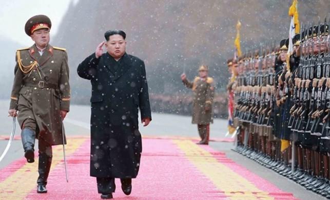 Kuzey Kore'den tepki çeken hareket!