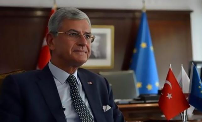 Avrupa Birliği Bakanlığı'ndan sert tepki