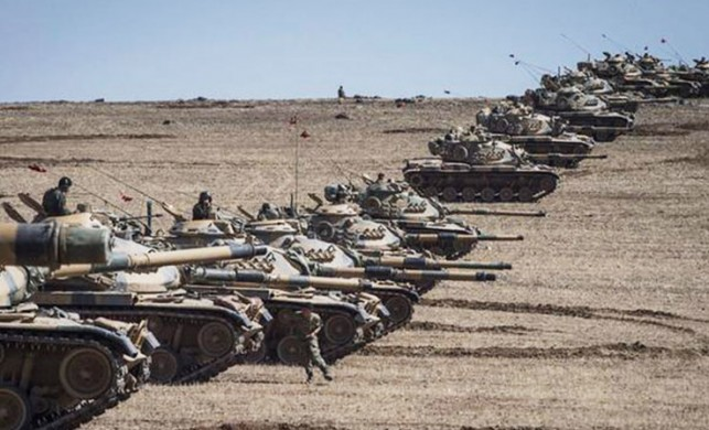 Sınırda sıcak saatler! TSK'dan Suriye'ye misliyle karşılık...