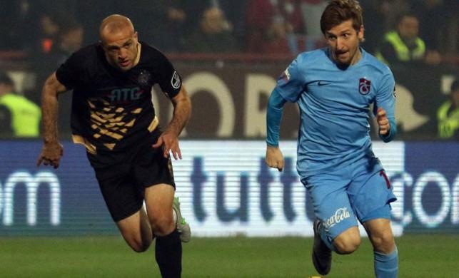 Trabzonspor: 1 Osmanlıspor: 2  MAÇ ÖZETİ