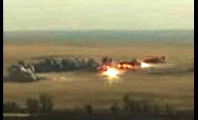 Tel Abyad'da kontrol yeniden YPG'de