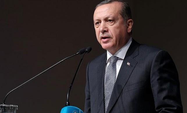 Cumhurbaşkanı Erdoğan: Suriye'nin kuzeyine şehir kuralım