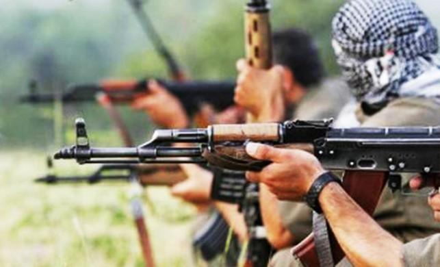 Ölen PKK'lının üzerinden çıkan şoke etti