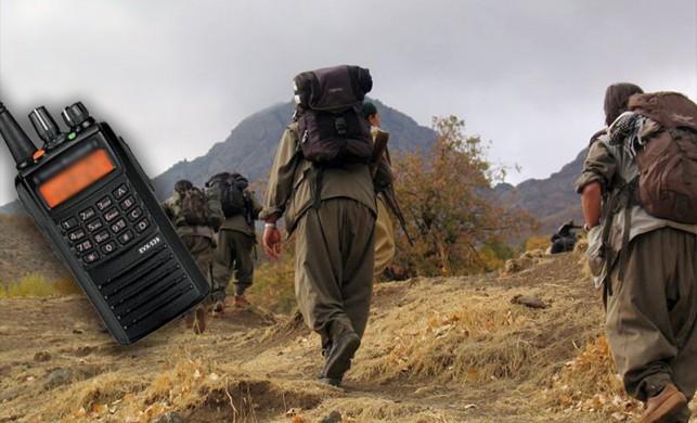 PKK telsizinden dikkat çeken detaylar