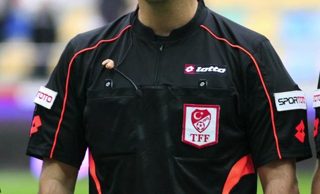Spor Toto Süper Lig'de 30. hafta hakemleri açıklandı