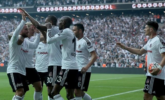 Beşiktaş:3 Osmanlıspor:1 | Maç Özeti