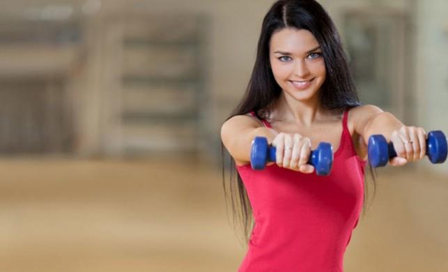Diyet yapmadan spor yapmak kilo mu aldırıyor?