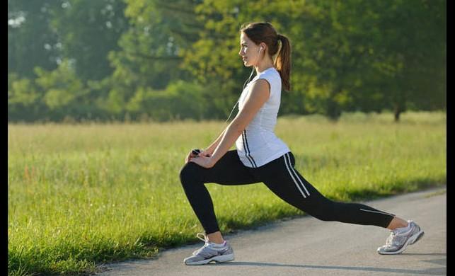 Mutlu ve sağlıklı yaşamın sırrı sporda