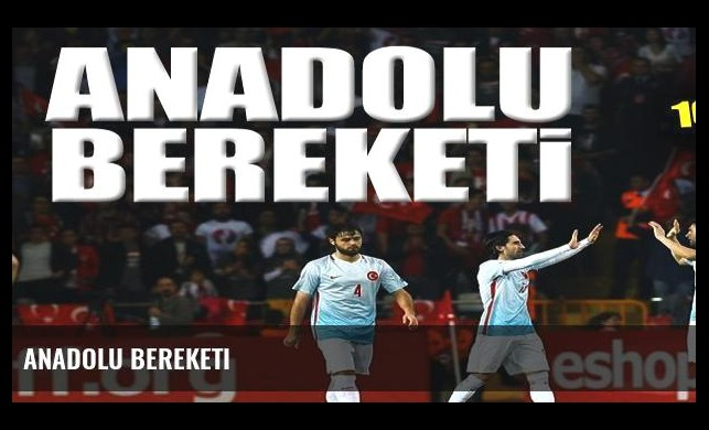 Anadolu bereketi