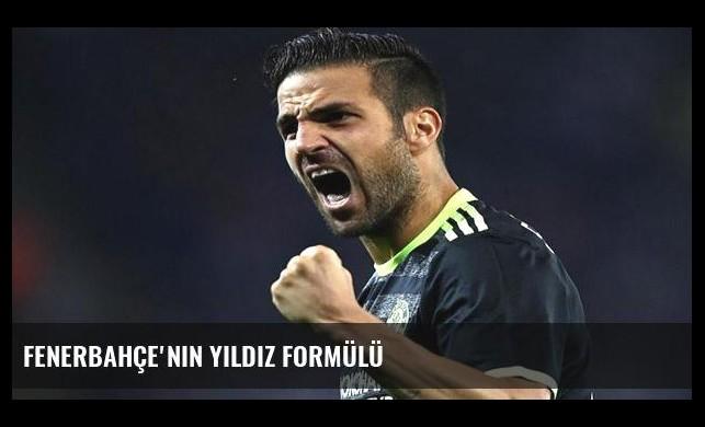 Fenerbahçe'nin yıldız formülü