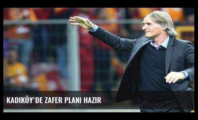 Kadıköy'de zafer planı hazır