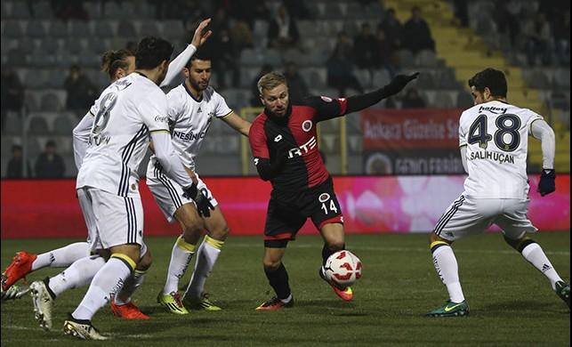 Gençlerbirliği 2-2 Fenerbahçe | Ziraat Türkiye Kupası Maç Sonucu