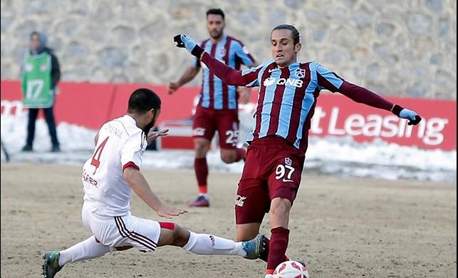 Gümüşhanespor-Trabzonspor: 0-0 | Ziraat Türkiye Kupası