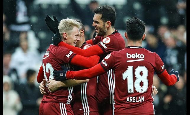 Beşiktaş 3-0 Darıca Gençlerbirliği   Maç sonucu