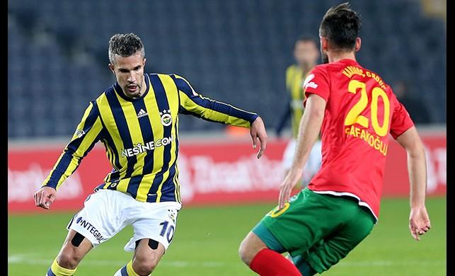 Fenerbahçe 3-0 Amed Sportif | Ziraat Türkiye Kupası Maç Sonucu