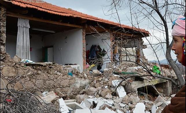 Çanakkale'de 5, 3 büyüklüğünde deprem