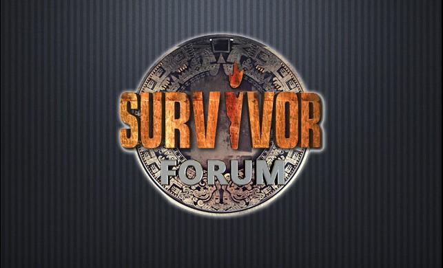 """Survivor'a dair her şey """"Survivor Forum""""da"""