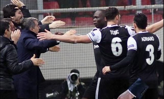 Yunan spiker Beşiktaş'ın golünü böyle anlattı!