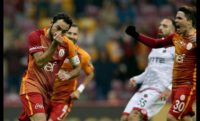 Galatasaray 3-2 Gençlerbirliği |Spor Toto Süper Lig Maç Sonucu
