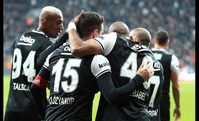 Beşiktaş 3-0 Gençlerbirliği   Spor Toto Süper Lig Maç Sonucu