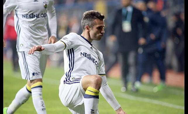 Karabükspor 0-1 Fenerbahçe | Spor Toto Süper Lig Maç Sonucu