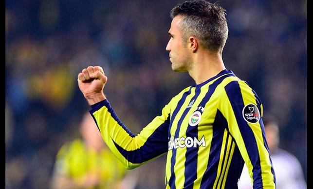 Robin Van Persie'den Galatasaray itirafı!