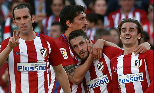 Atletico Madrid'in yıldızı Koke'ye silahlı soygun!