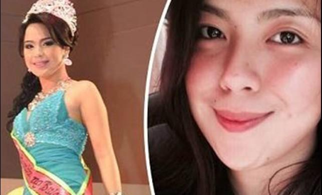 Filipinler güzellik kraliçesi Mary Christine Balagtas öldürüldü