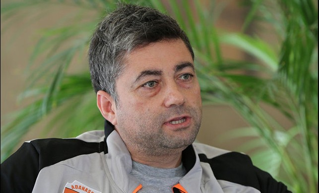 Adanaspor Teknik Direktörü Levent Şahin istifa etti!
