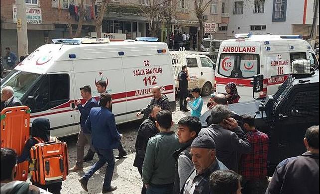 Diyarbakır'da terör saldırısı! 2 şehit...