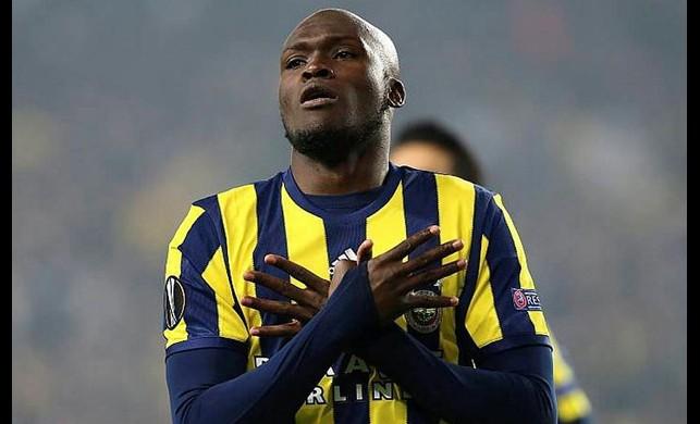 Moussa Sow derbiye hazır...