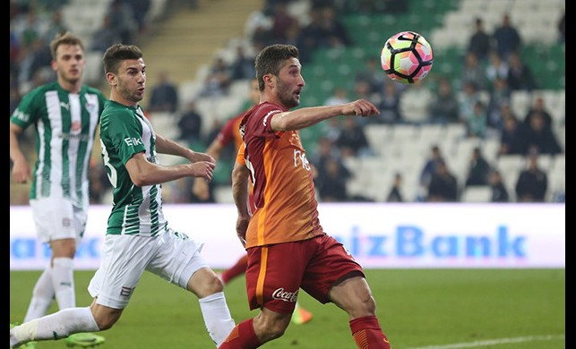 Galatasaray'da Sabri Sarıoğlu mucizesi!